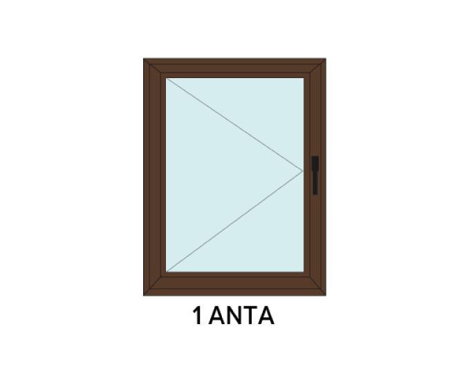 Finestra 1 anta